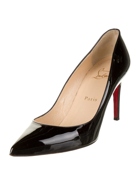 Christian Louboutin Pigalle Patent Leather Pumps Shoes 36 US 6 UK 3 ladies