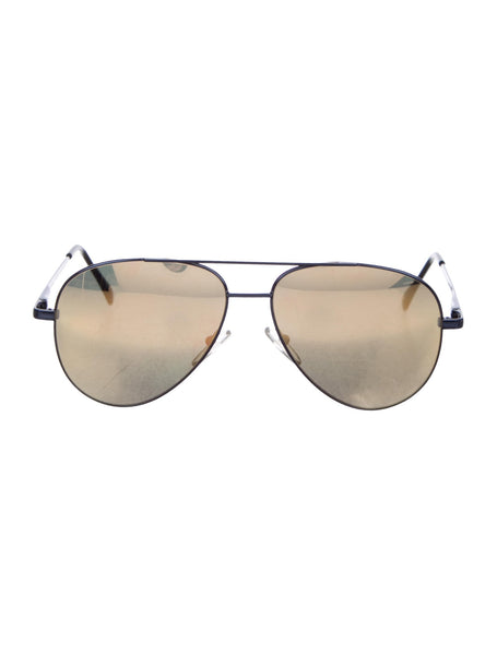 Cutler and Gross Aviator Sunglasses Mens