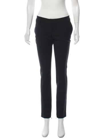 Dsquared² Low-Rise Skinny Pants Trousers Ladies
