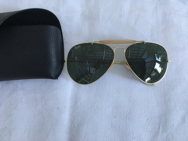 Ray Ban Outdoorsman II RB3029 L2112 62-14 Sunglasses