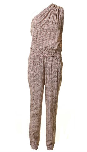 Julie Fagerholt Heartmade Silk Jumpsuit  Ladies