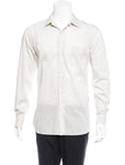 "PRADA LONG SLEEVE BUTTON-UP STRIPED SHIRT SIZE 41 16"" MEN"