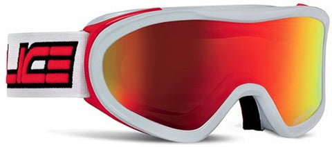 Salice Shield Runway Ski Goggles Sunglasses,lense by Zeiss children