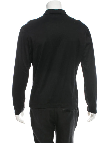 LORO PIANA LONG SLEEVE CASHMERE SWEATER SIZE I 52 XL MEN
