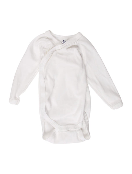 2 PETIT BATEAU Baby's Long Sleeve All-In-One Body Size 3 month 60 cm children