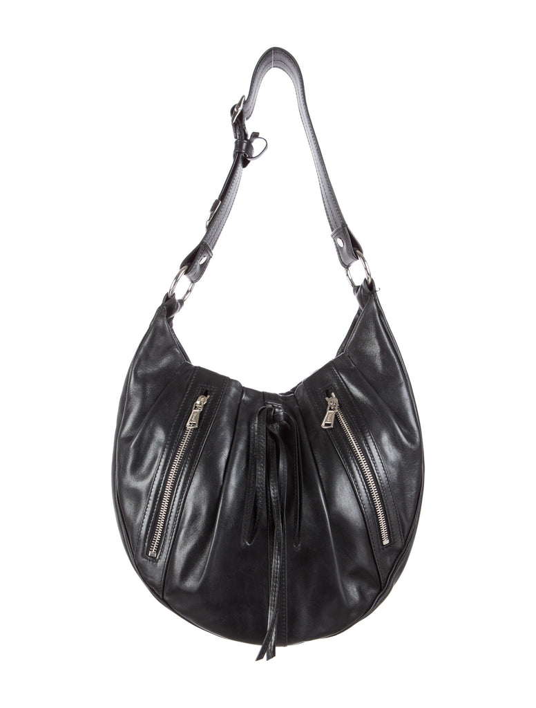 YVES SAINT LAURENT BY TOM FORD YSL RG CLASSIC PLEATED HOBO HANDBAG LAD –  Afashionistastore f827e899709fe