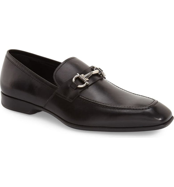 Salvatore Ferragamo 'Metrone 2' Bit Loafer Shoes Size 11 EEE men