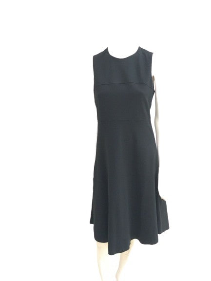 JOSEPH Doll Summer Stretch Dress in Black Size 40  ladies