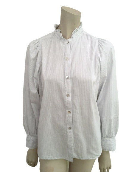 Hatch Maternity Women's THE SIENNA BLOUSE SHIRT Size 0 ladies