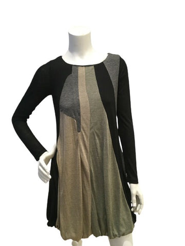 PRINGLE of Scotland 1815 colorblock dress Size XS ladies