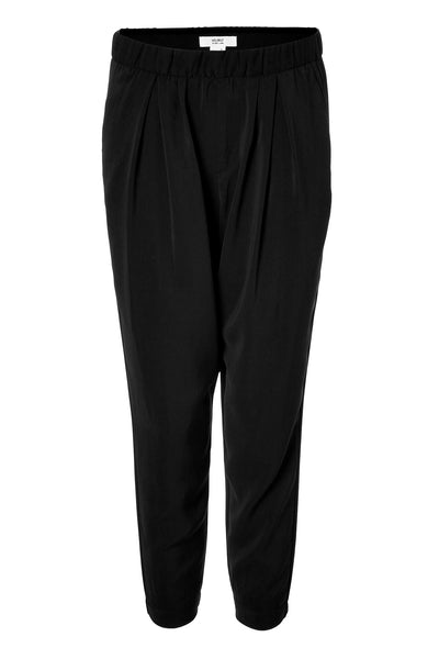 Helmut by Helmut Lang Black Draped Harem Pants Size S Small Ladies