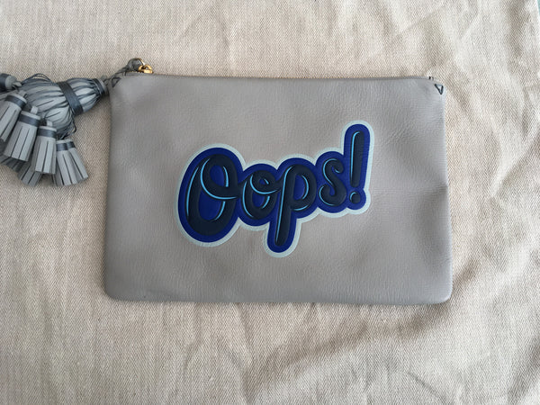 ANYA HINDMARCH  Oops! Georgiana Clutch Bag Ladies