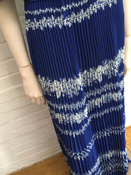 Self Portrait Off Shoulder Maxi Dress SIZE UK 10 US 6 Most Wanted SOLD OUT Ladies