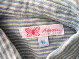 AMAIA KIDS Shirt Striped print 4 Years old Boys Children