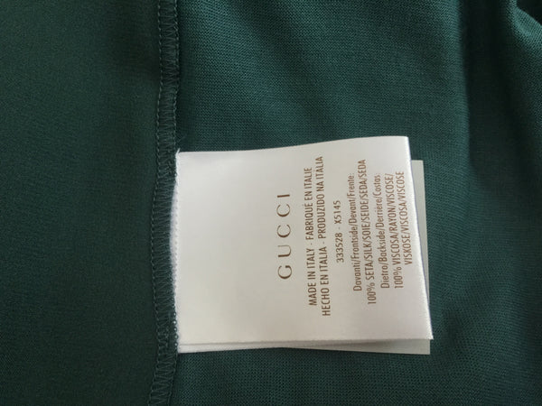 GUCCI SLEEVELESS TURTLENECK TOP SIZE M MEDIUM LADIES