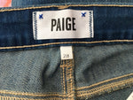 PAIGE Transcend - Verdugo Ultra Skinny Jeans Denim Pants Ladies