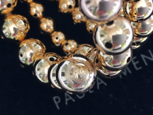 Paula Mendoza NEREUS BRACELET 24KT GOLD PLATED BRASS WEIGHT: 32.8 GR LADIES