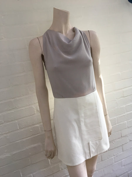 Roland Mouret RUNAWAY Paget TTD crepe and stretch DRESS Ladies