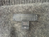 BURBERRY PRORSUM Intarsia Cashmere Jumper Sweater Bobby Policeman LADIES