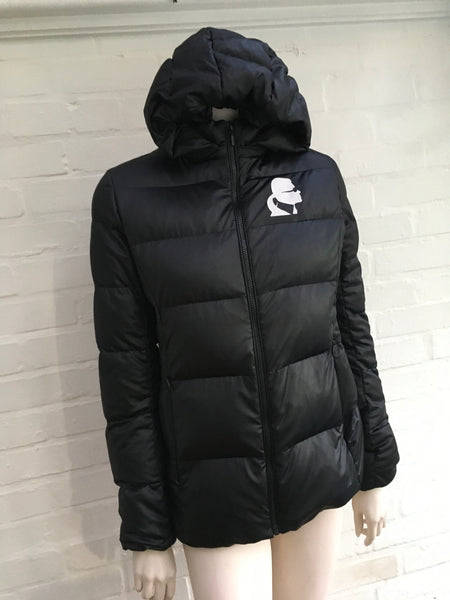 TEAM KARL Karl Lagerfeld Net-A-Porter UNIQLO Limited Puffer Jacket LADIES