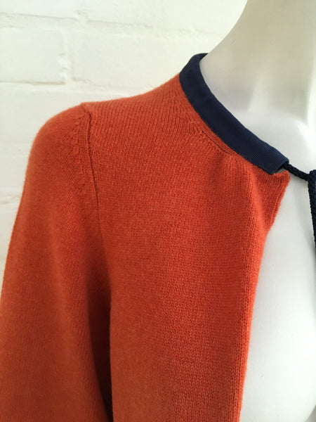 CHANEL 2011 PARIS PURE CASHMERE CARDIGAN LADIES