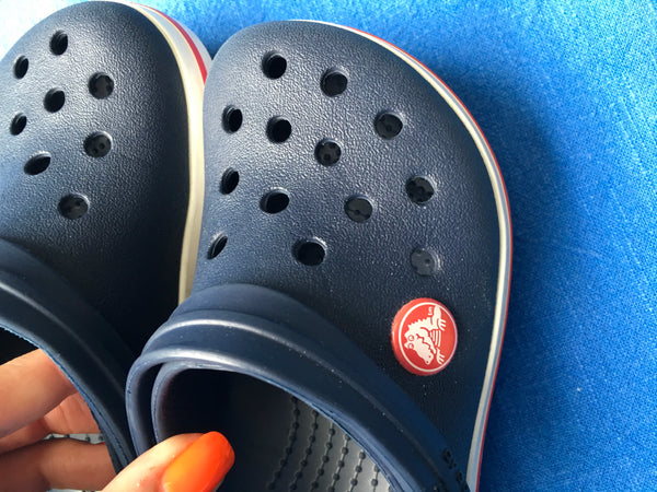 Crocs KIDS Boys Children Crocband™ Clog Sandals Size C 10 & J 3 Children