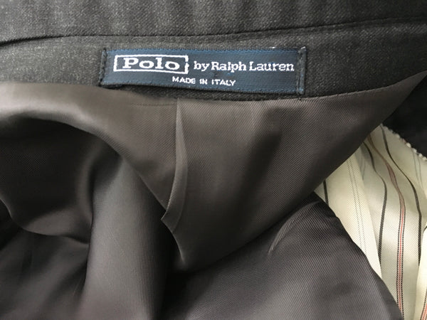 Ralph Lauren Virgin Wool Extrafine Suit 2 Pieces  Ladies