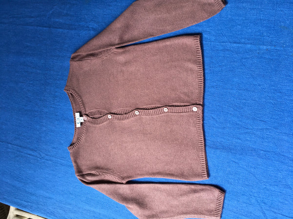 C DE C BY CORDELIA DE CASTELLANE GORGEOUS Knitted Cardigan GIRLS 4 years old Children