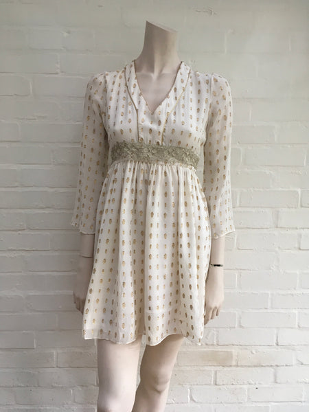 NIKKA DENMARK ALL SILK DRESS Ladies
