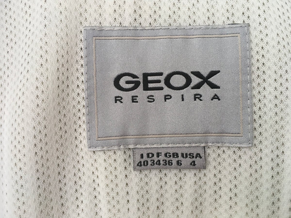 GEOX RESPIRA WOMEN'S FULL ZIP WINDBREAKER JACKET BREATHABLE Ladies