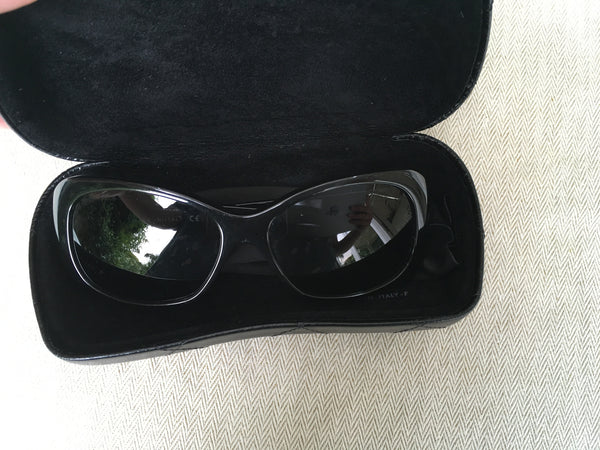 Chanel 5123 C62287 Black Sunglasses Ladies