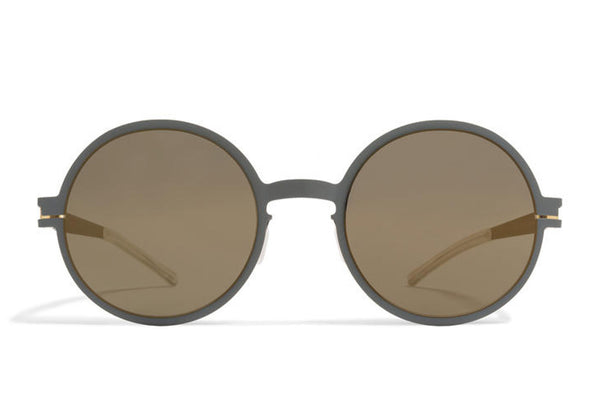 "MYKITA DECADES SUN "" SCARLETT "" PATENTED HANDMADE IN GERMANY 52/22 SUNGLASSES LADIES"
