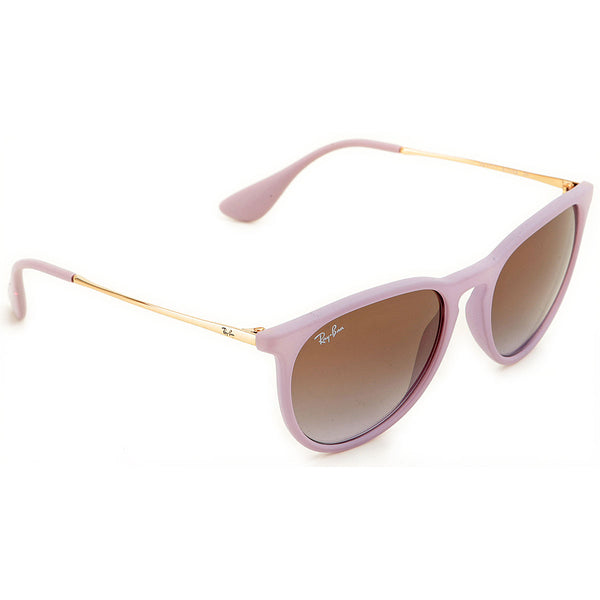 Ray Ban Erika Lilac Matte Sunglasses (Light Purple) #RB4171 870/68 2N  LADIES