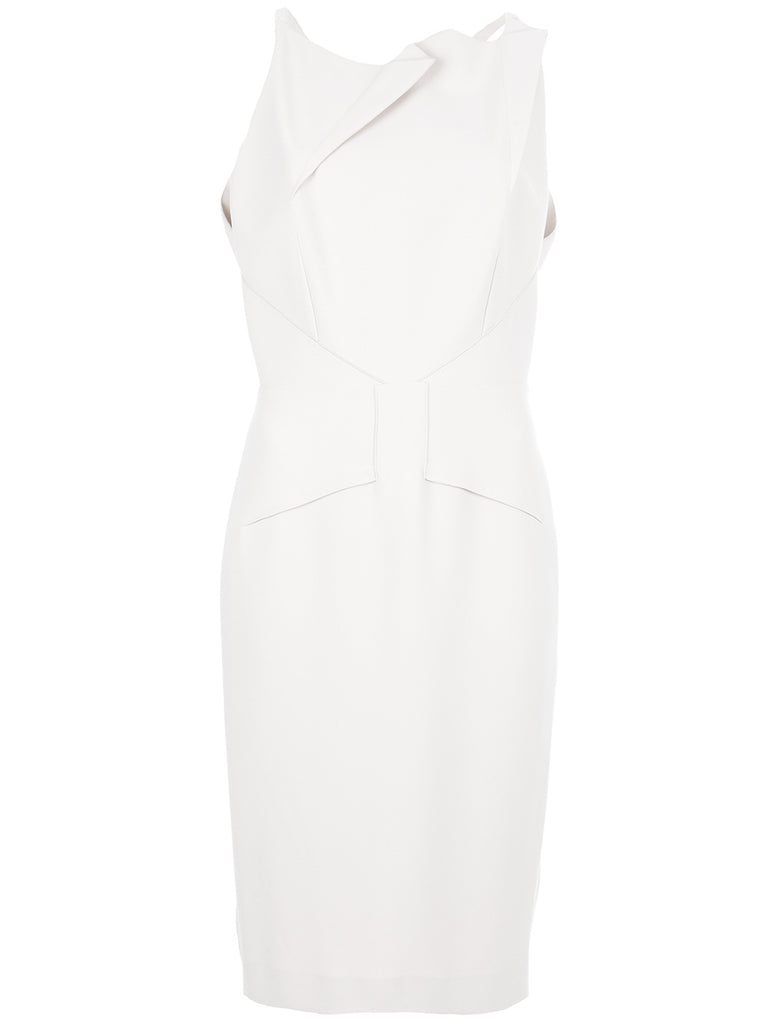 Roland Mouret RUNAWAY Mordecai stretch-crepe Dress Ladies