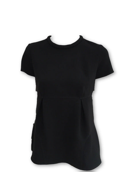 Burberry Prorsum peplum blouse top Ladies
