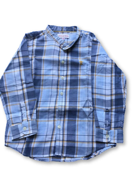 Neck&Neck KIDS Shirt Checked print 4 Years old 92-106 cm Boys Children