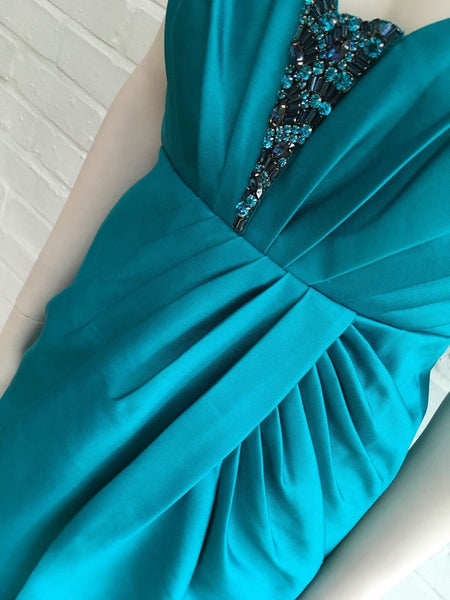 ANDREW GN Silk dress runaway collection Size F 36 US 4 UK 8 $3980 Ladies