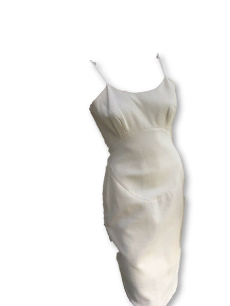 VICTORIA BECKHAM RUNAWAY COUTURE ICONIC DRESS SIZE UK 10 US 6 F 38 I 42 LADIES