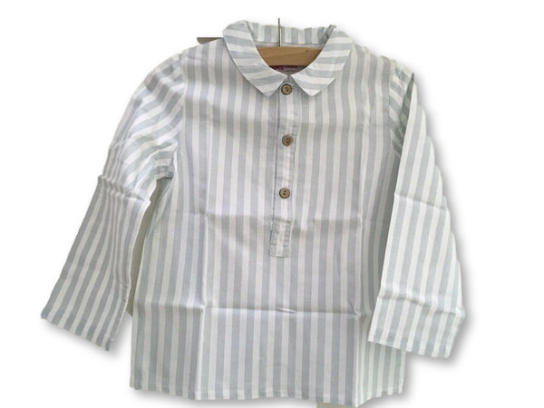 AMAIA KIDS Boys Children Striped Shirt  10 years Children
