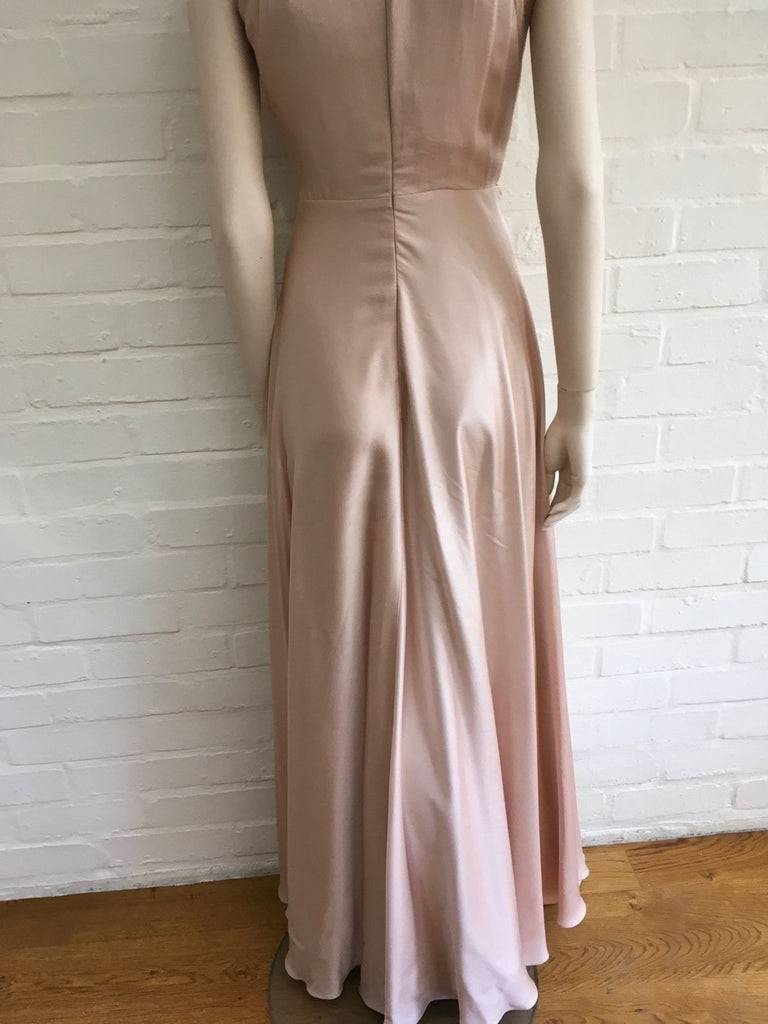 JENNY PACKHAM RUNAWAY HAUTE COUTURE SILK EVENING GOWN DRESS LADIES ...