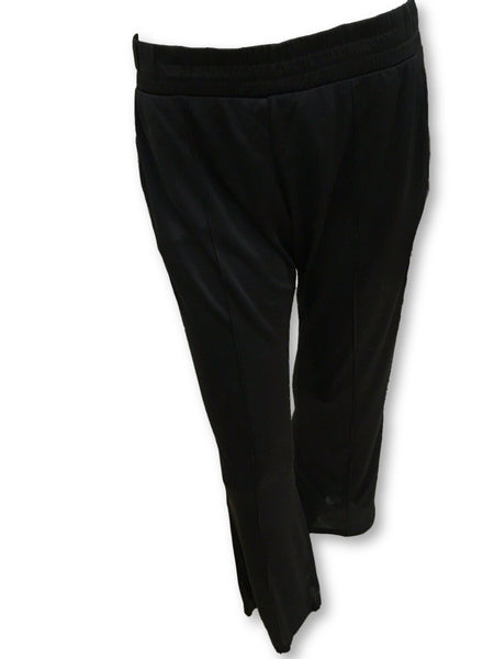 BLUMARINE Black Straight Leg Sport Pants Trousers Ladies