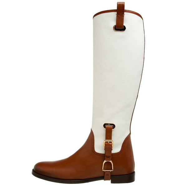 Ralph Lauren Celebrities Collection Women's Serana Riding Boots  Ladies