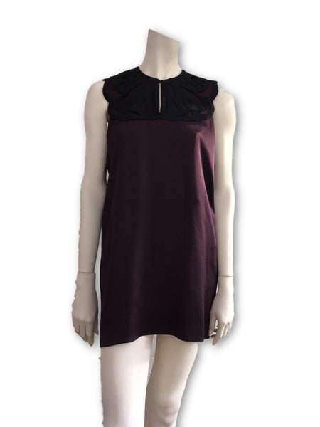 JASMINE DI MILO RUNAWAY COUTURE SILK SHIFT DRESS LADIES