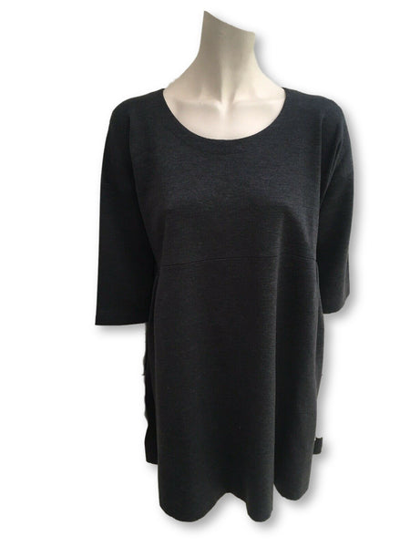 JOSEPH Oversized Mini Wool Knitted Dress One Size Fits All Ladies