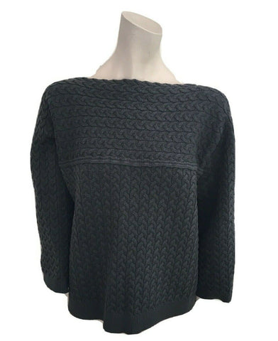 Chloé Chloe cable knit Sweater Jumper Size L Large ladies
