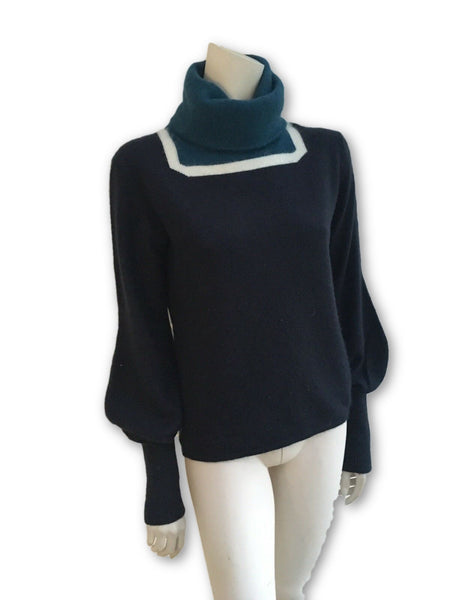 Anya Hindmarch Amazing Turtleneck Cashmere Jumper Sweater  Ladies