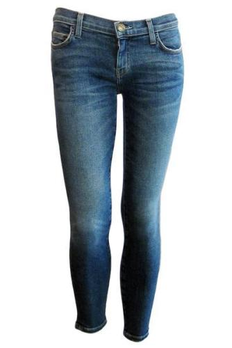 CURRENT/ELLIOTT The Stilleto Skinny Jean Jeans Denim Pants Trousers Size 28 LADIES