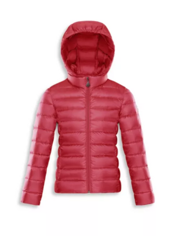 MONCLER Iraida Down Lightweight Pink Jacket 6 years 115 cm Children ladies