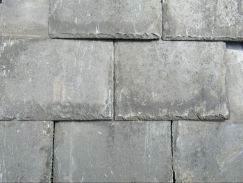 "Reclaimed 16"" x 9"" Welsh Grey Roofing Slate (per 100)"