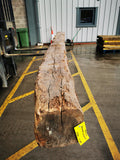 "Reclaimed English Oak Beam Post Inglenook Bessemer 15ft 1"" Long"